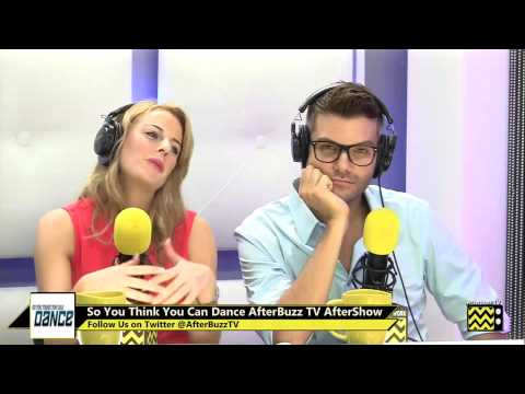 So You Think You Can Dance After Show w/ Audrey Case Season 10 Episode 15    AfterBuzz TV