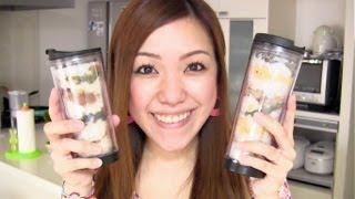Tumbler Lunch (bento Lunch Box) タンブラーランチ - Ochikeron - Create Eat Happy