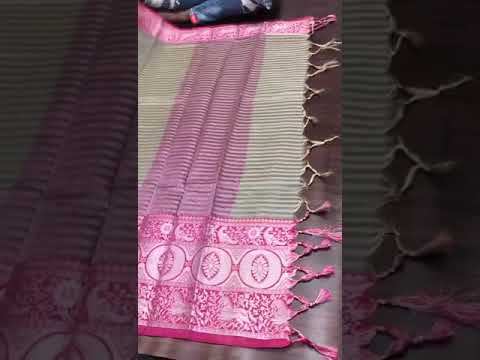 Tissue silk saree Rs1150free shipping Contact no 6381513340