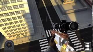 Sniper 3D Assassin Trapped In A Corner Walkthrough