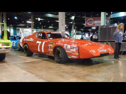 1971 Dodge Charger Daytona K & K Insurance & Engine Sound on My Car Story with Lou Costabile