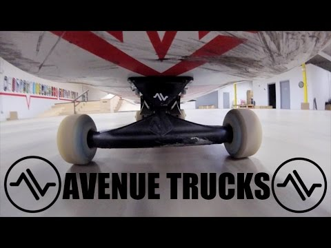 What Suspension Trucks Look Like While Skateboarding