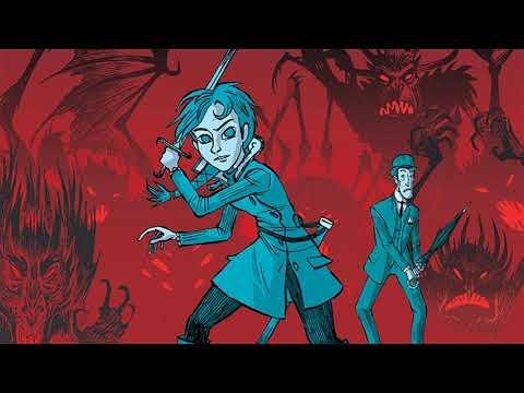 Comics Alternative Interviews: Marcus Sedgwick and Thomas Taylor