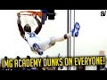 Trevon Duval & IMG Academy Were POSTERIZING* Defenders! IMG Academy DUNK CLINIC vs Trinty Prep!