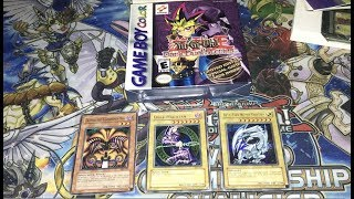 YuGiOh! Opening my SEALED Dark Duel Stories DDS Game HUNT for GEM MINT DDS-001 Blue-Eyes