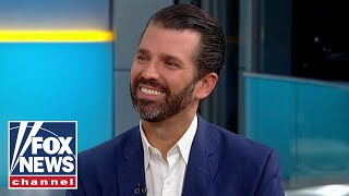 Don Jr. admits president has told him to tone it down on Twitter