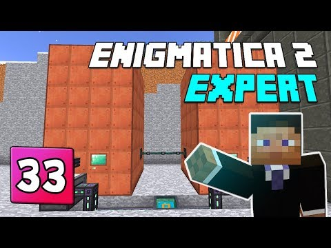 Enigmatica 2: Expert Mode - EP 33   Exporting bay & Thermal