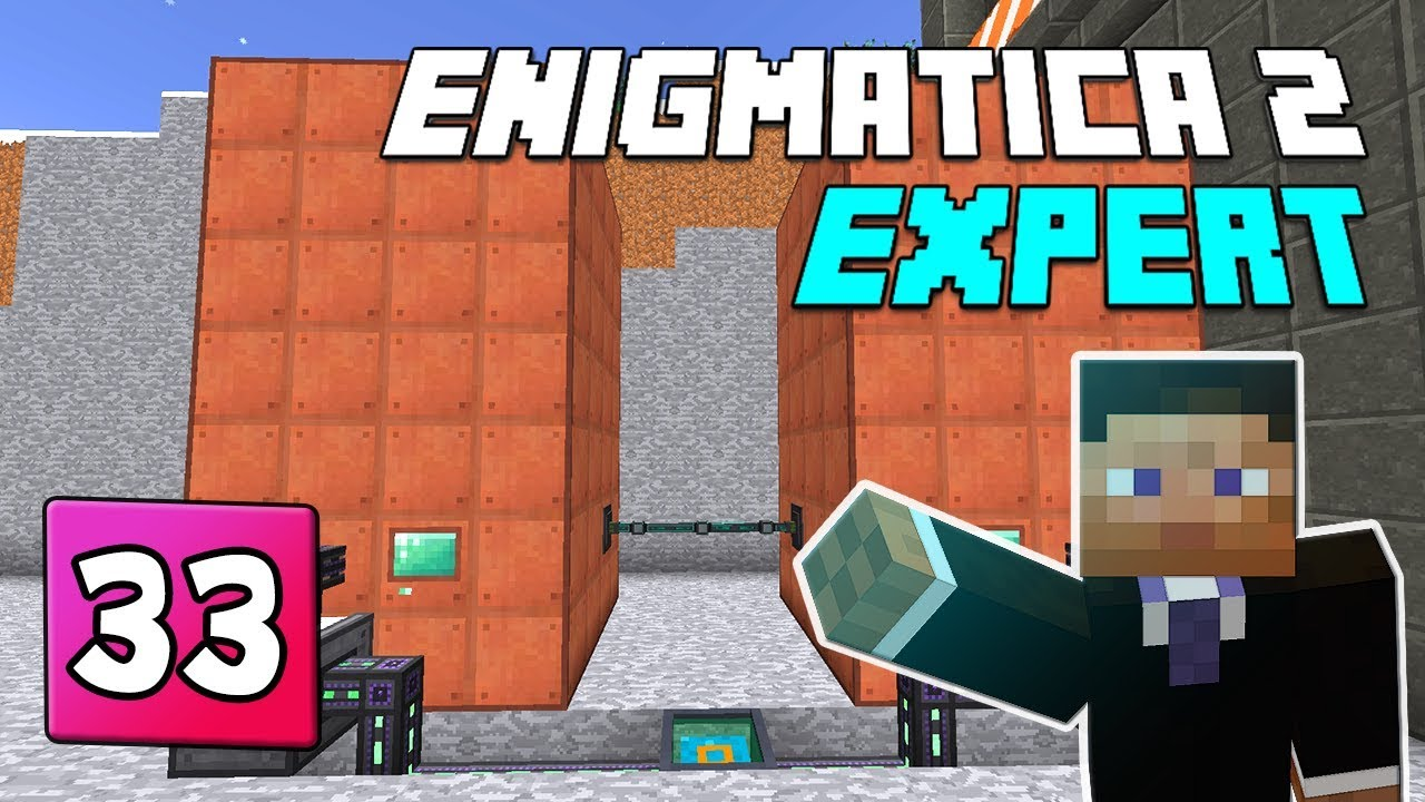 Enigmatica 2: Expert Mode - EP 33   Exporting bay & Thermal evaporation  plant