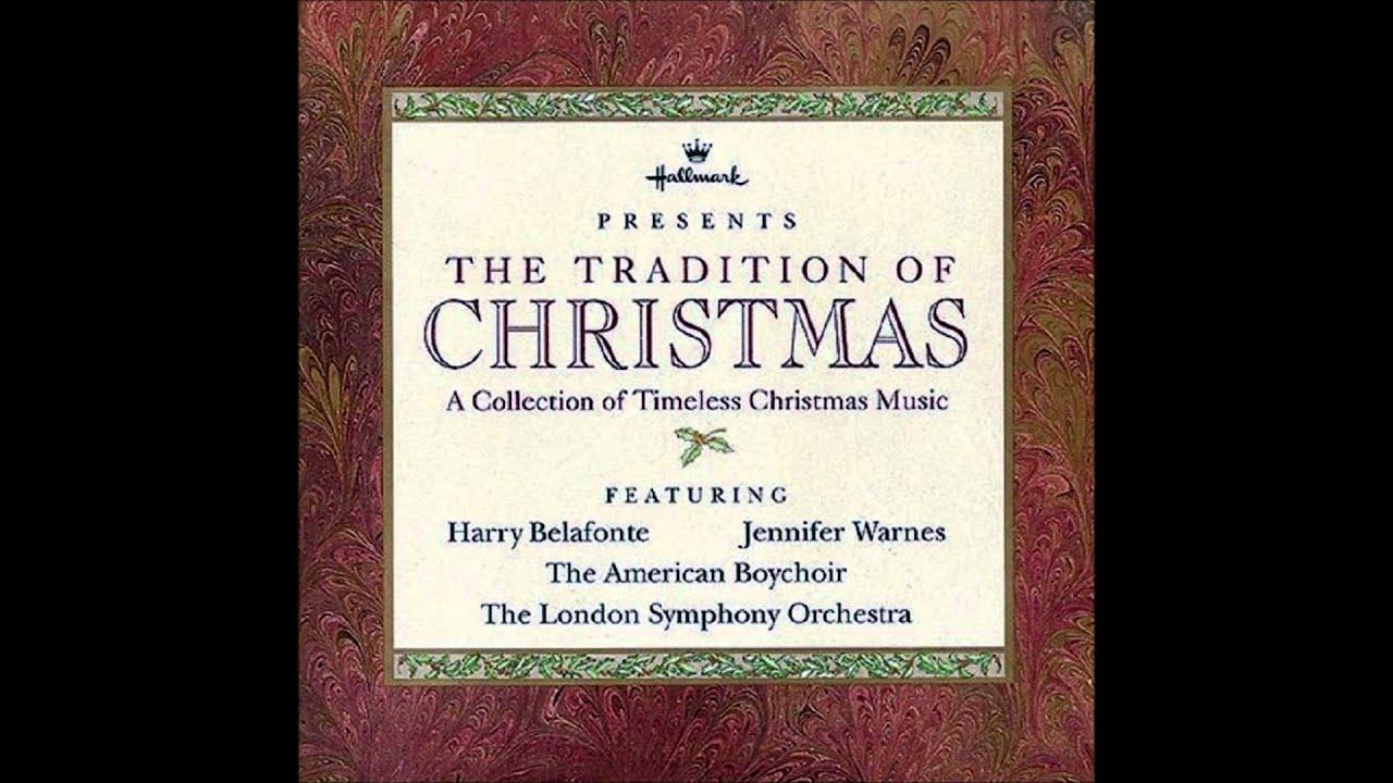 I Heard the Bells on Christmas Day : Harry Belafonte - YouTube