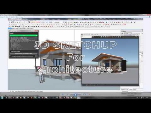 5D SketchUp For Construction (Part-01)