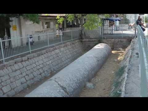 The Finger of Og King of Bashan - The Russian Compound in Jerusalem
