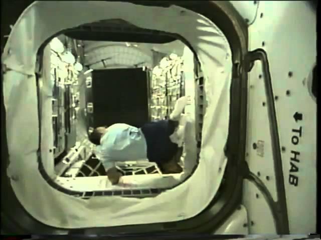 STS-102 Post Flight Presentation