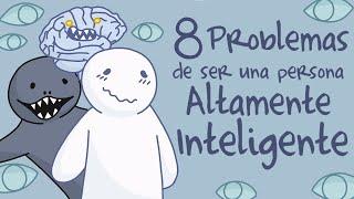 8 Problemas de Ser Una Persona Altamente Inteligente   Psych2Go ESPAÑOL