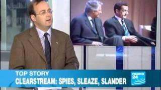 Clearstream : spies, sleaze, slander