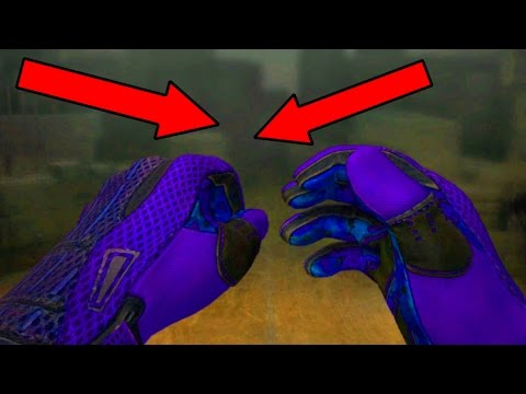 CS:GO - NEW GLOVE SKINS OVERVIEW