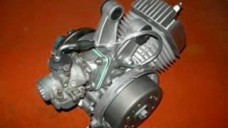 les types de moteur 103 70cc