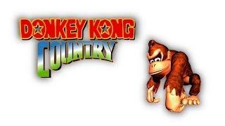 DONKEY KONG COUNTRY #1 - Clássico do Super Nintendo!