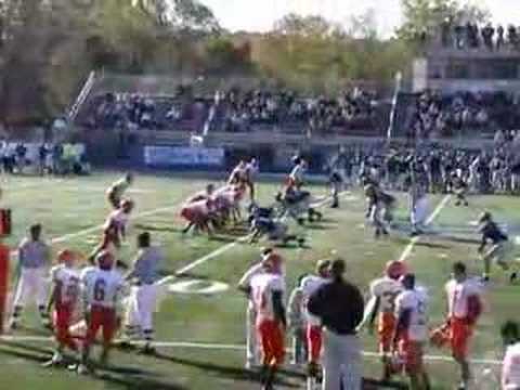 McDonogh vs Georgetown Prep Football (Rudy Johnson)