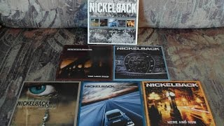 Unboxing - Nickelback- Original Album Series (CD)