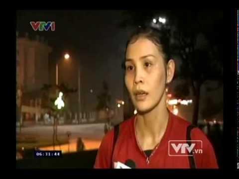 Sự trở lại của VĐV bóng chuyền nữ Diệu Châu || Thể thao chào buổi sáng VTV1
