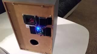 Bluetooth Reproduktor z HiFi věže