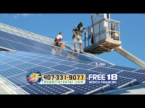 Superior Solar- State of the art solar systems