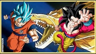 Goku's Deadliest Attack! The Dragon Fist's INSANE Power!
