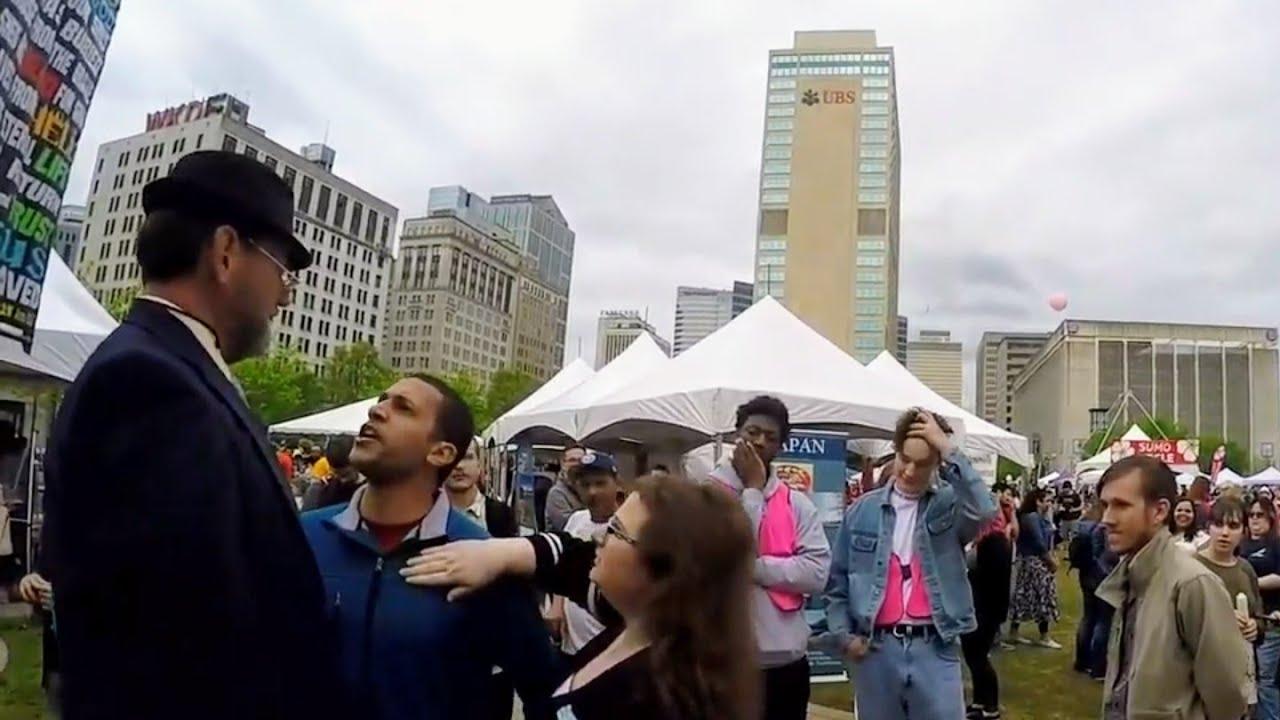 Cherry Blossom Festival 2019 Street Preaching | Nashville, TN (Part #6)