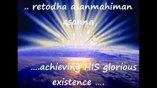 Nāsadīya sūkta (The first recorded Hymn of creationism) - Rig Veda English Translations