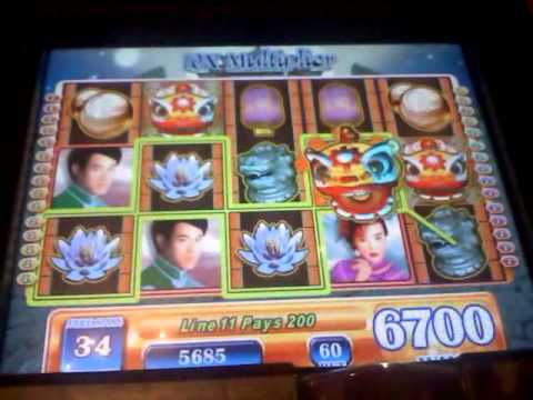 China Moon slots Belterra