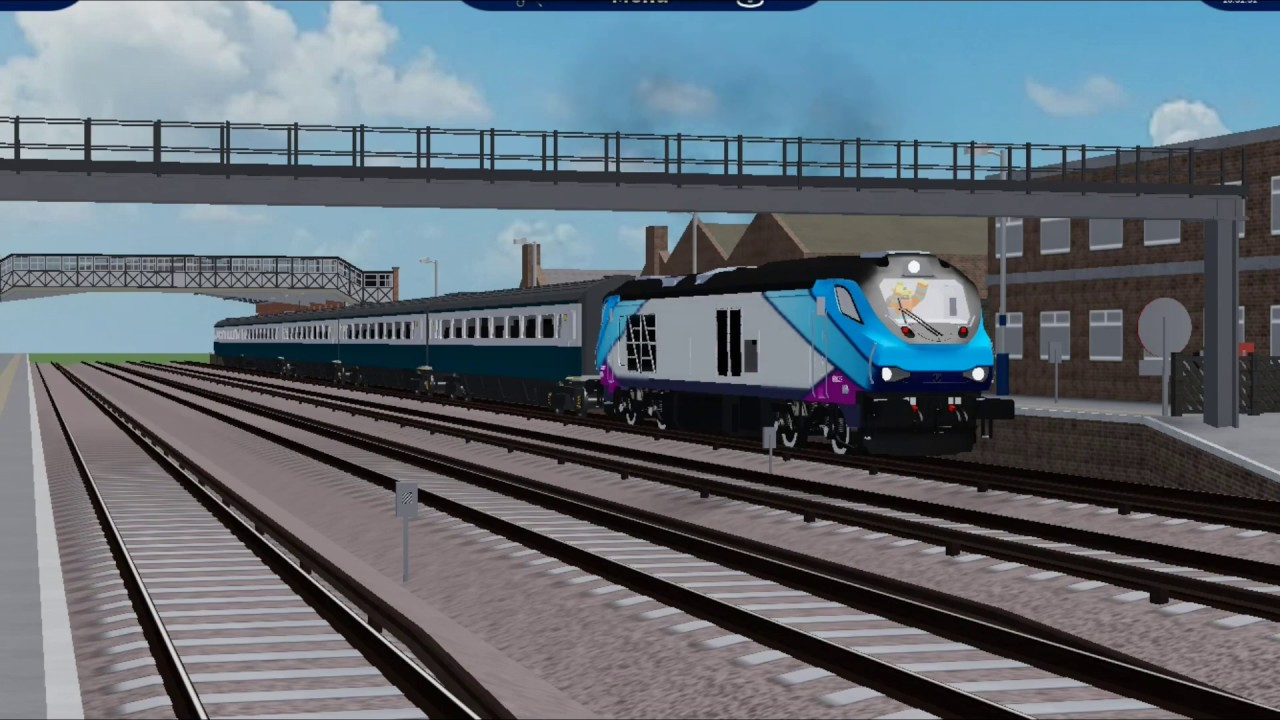 Gcr Roblox Map Gcr Roblox Tpe Livery 68032 Around The Map Youtube