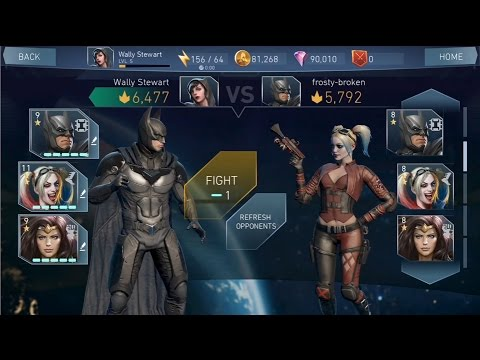 Thumbnail: Injustice 2 Mobile – Official Launch Trailer