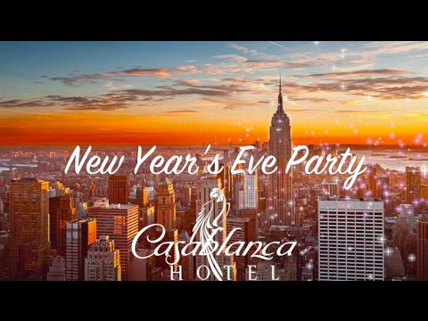 New Year's Eve at Casablanca Hotel Times Square