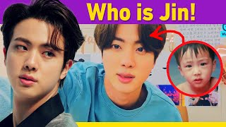 Who is Jin 💜 | معلومات عن جين يجب ان تعرفها