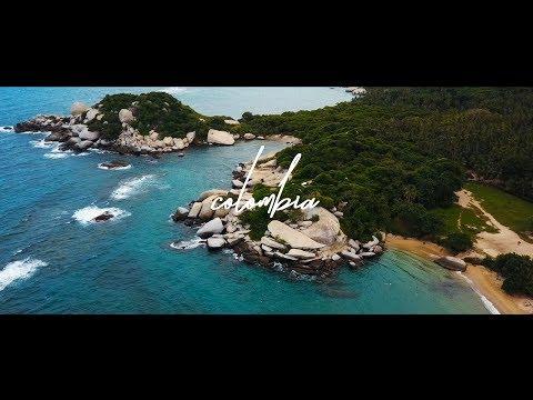 COLOMBIA | Travel Film (Sony a6000 / DJI Mavic Pro / GoPro 5)