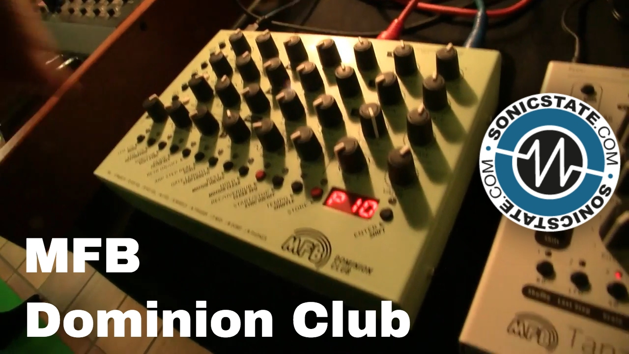 Dominion bdsm club