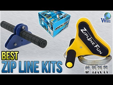 6 Best Zip Line Kits 2018