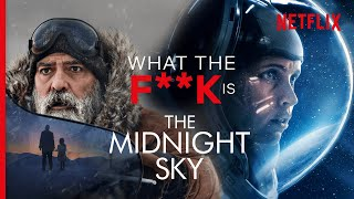 Directed by and starring george clooney, the midnight sky, is coming to netflix december 23. what's it about? who else in it? there anything clooney ca...