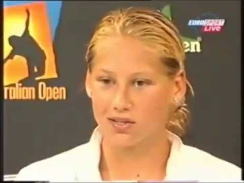 Anna Kournikova   Exclusive Rare Compilation 1998  2003