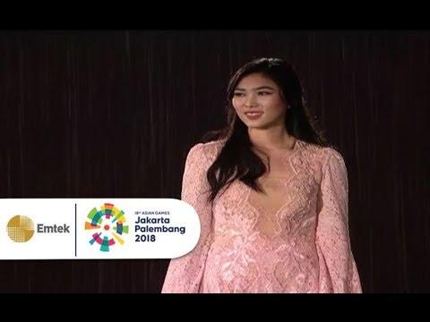 Isyana Sarasvati - Asia's Who We Are | Closing Ceremony Asian Games 2018