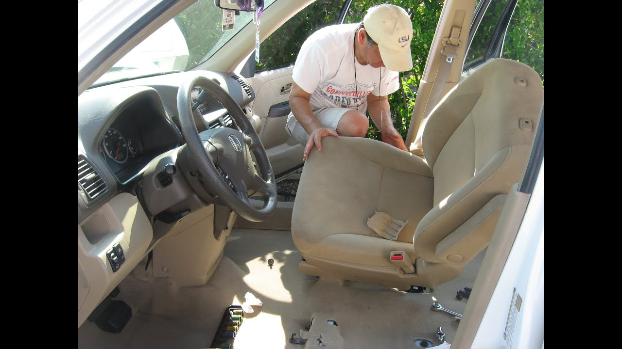 install carpet to 2005 honda cr v youtube. Black Bedroom Furniture Sets. Home Design Ideas