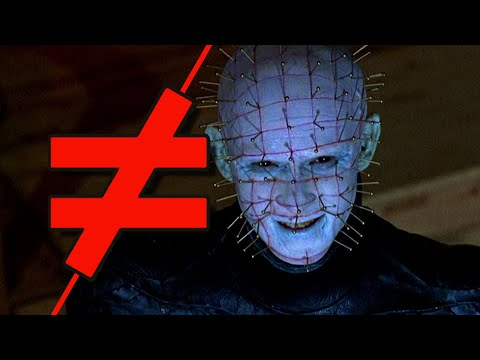 Hellraiser - What's The Difference? - NSFW
