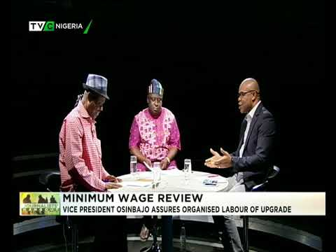 Journalist Hangout 2nd May, 2018 | Minimum Wage Review
