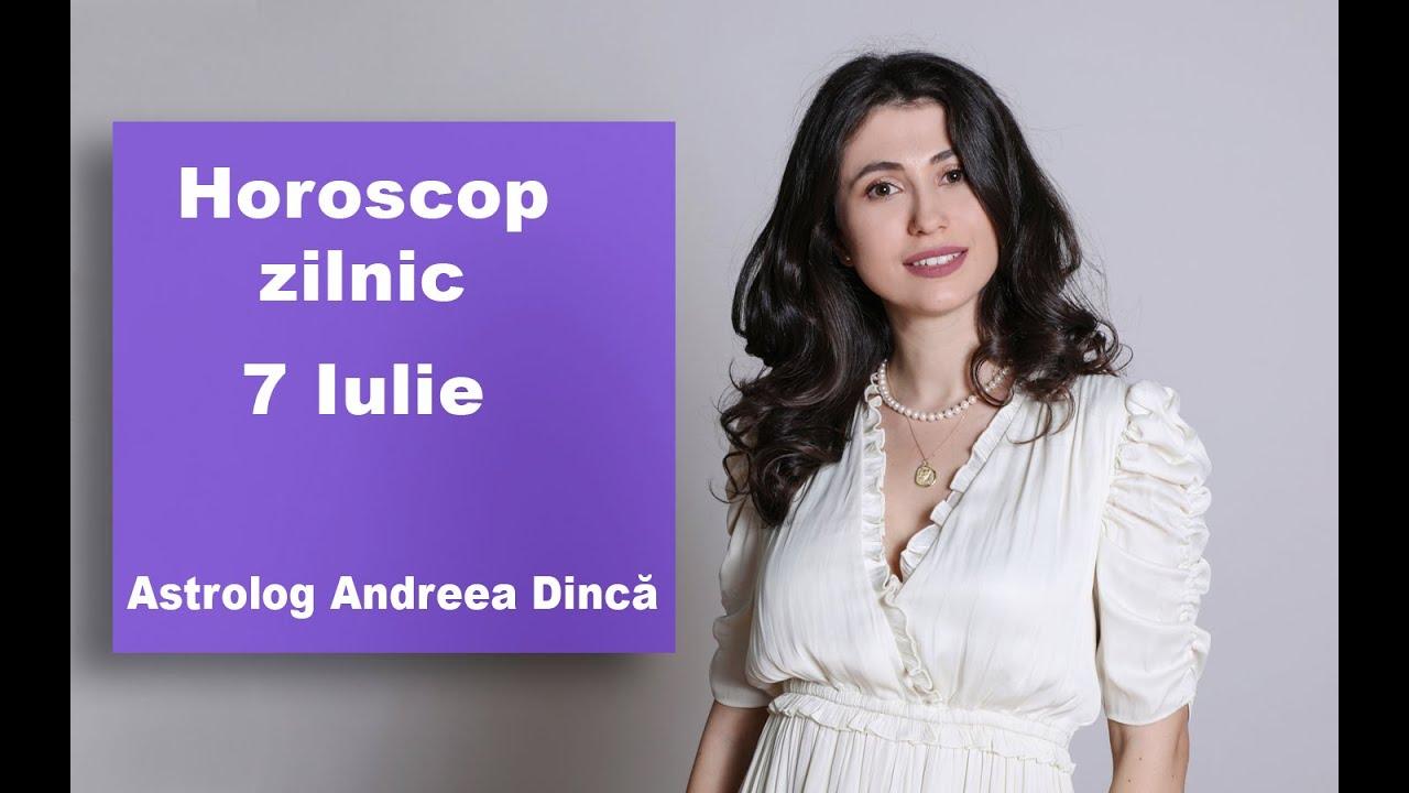 Horoscop zilnic - 7 Iulie 2020