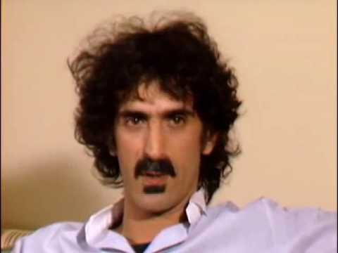 Frank Zappa on American culture