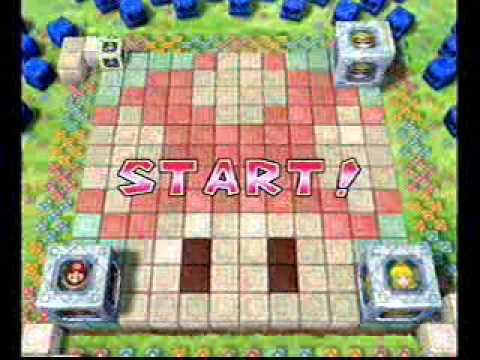 Mario Party 1, 2, 3, 4, 5, 6 and 7: Luigi Wins Even When Everyone Does Absolutely Nothing