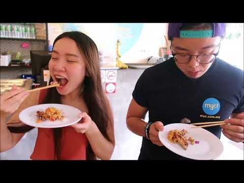 BANGSAR HangOut Secrets : Cosy Gluten Free Passion Recipes  + Indian Vegetarian Lou Sang!
