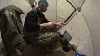 Ловля рипуса зимой