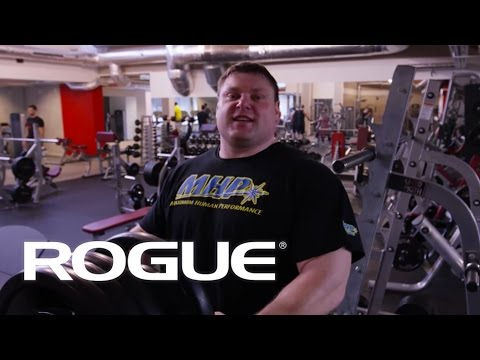 Road to the Arnold — Zydrunas Savickas, Strongman