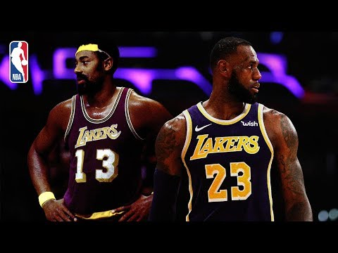 LeBron James Passes Wilt Chamberlain On AllTime Scoring List  Enters Top Five